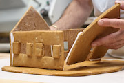 Building the Gingerbread House